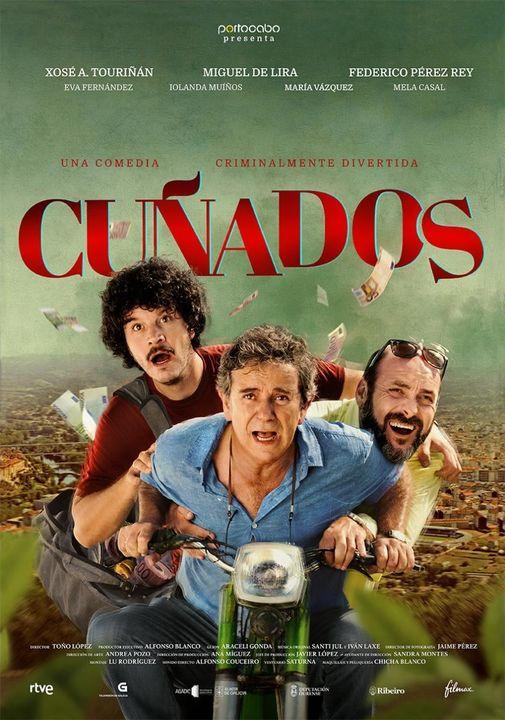 """Sesion de cine """"CUÑADOS"""" (17, 18 y 19 de Abril)"""