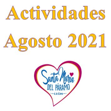 actividades agosto