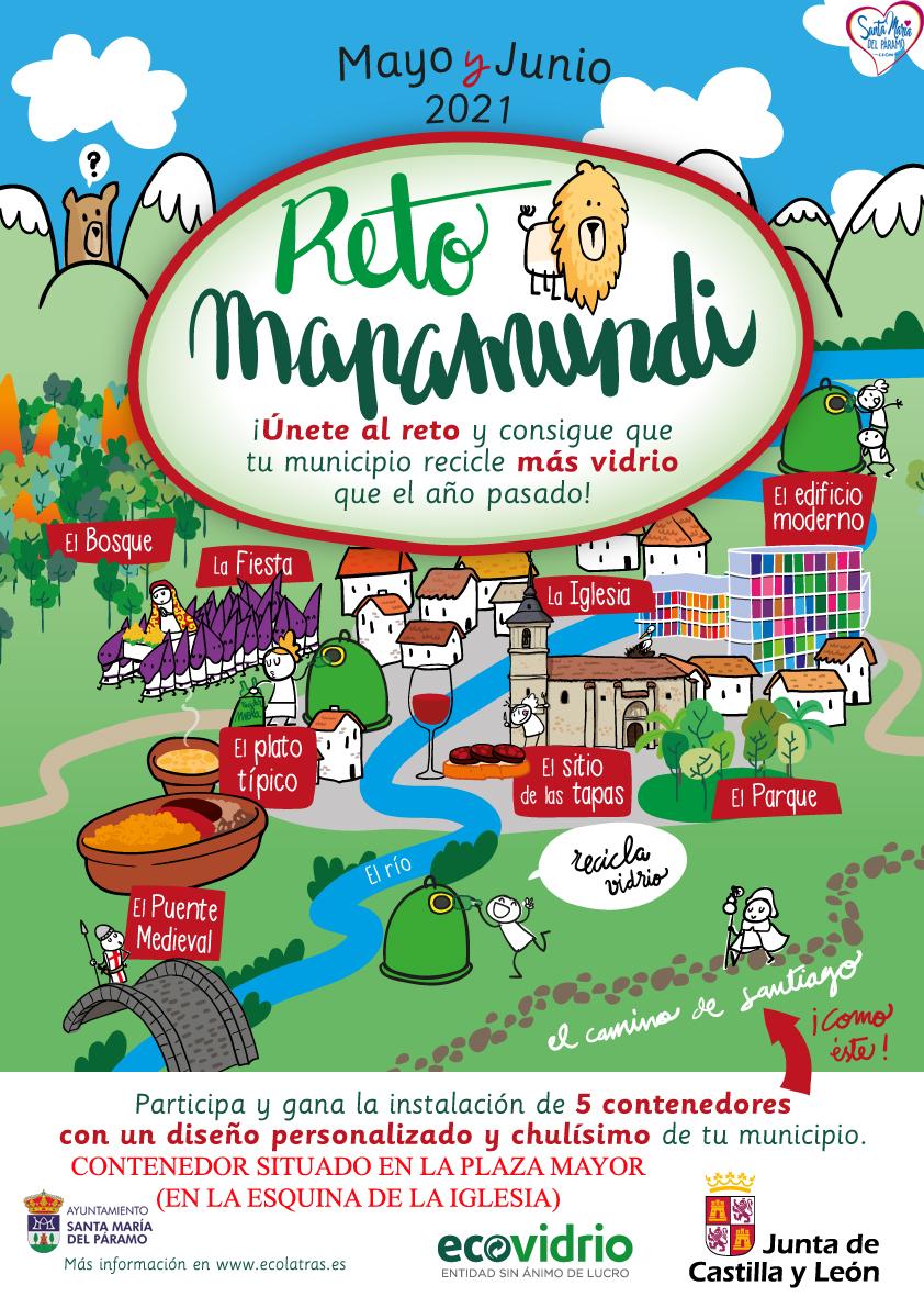 RETO MAPAMUNDI