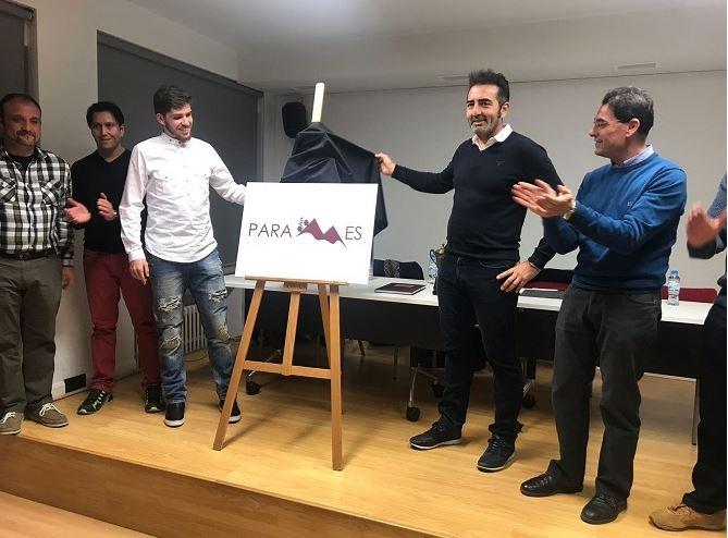 Presentación Club Ciclista Paramés
