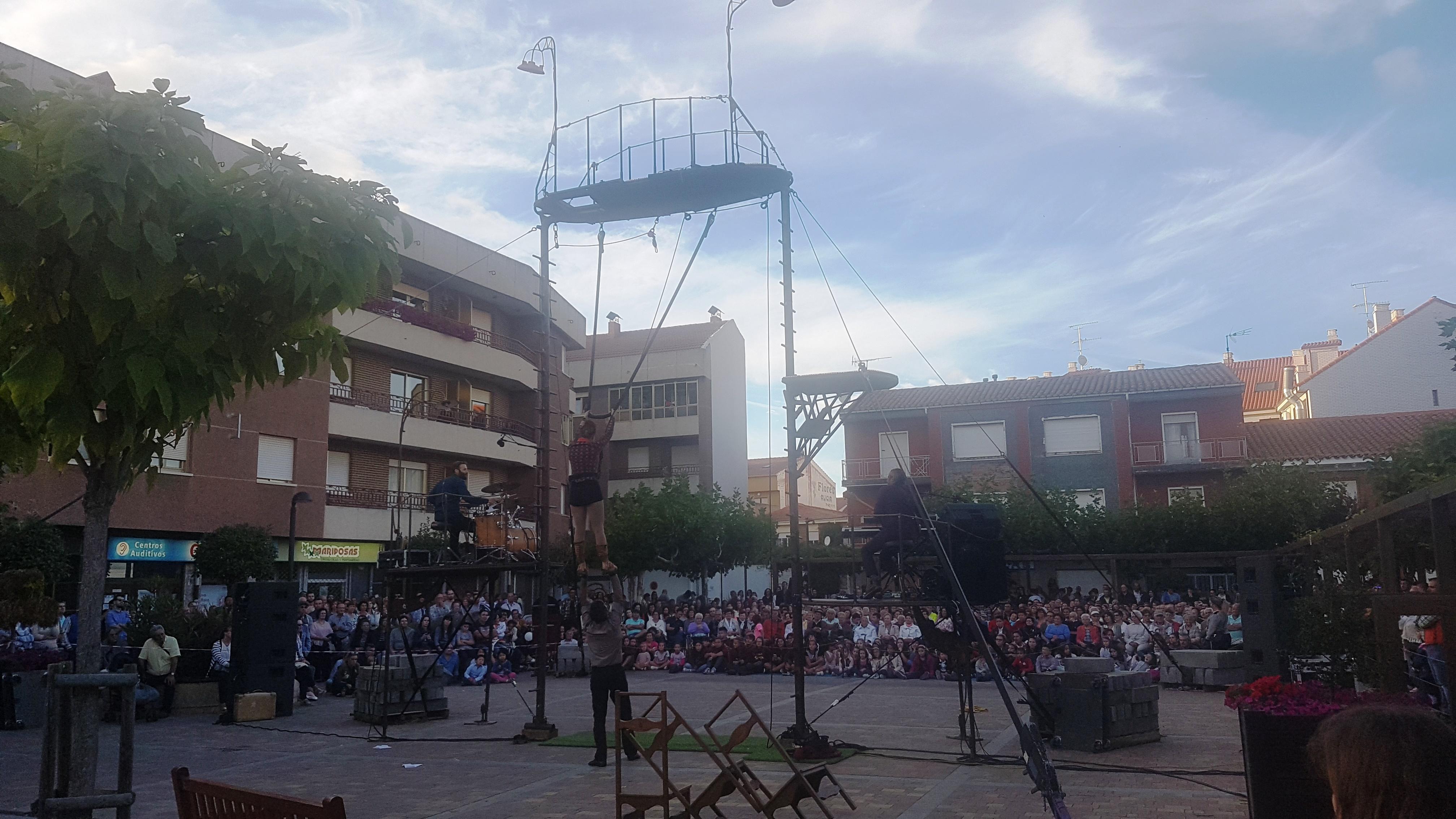 Festival Internacional de Teatro de Calle
