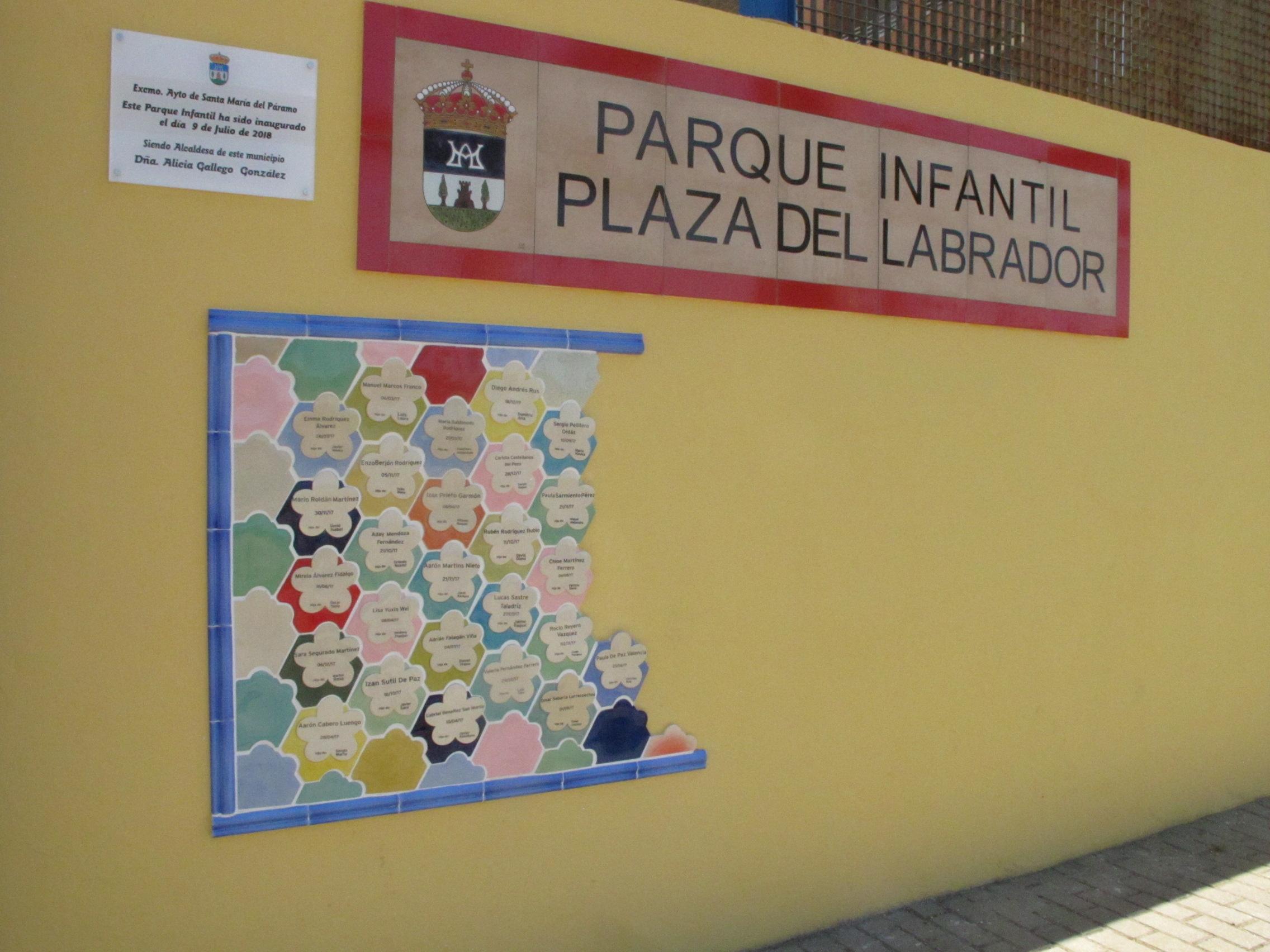 Plaza Infantil del Labrador
