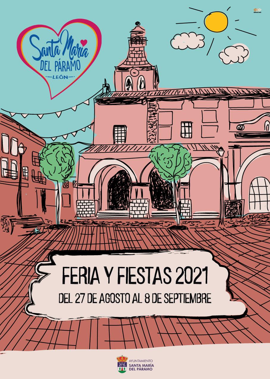 Cartel Feria y Fiestas 2021